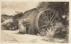 RP: The Old Mill , North Carolina, PU-1948