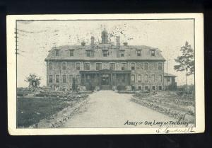Lonsdale, Rhode Island/RI Postcard, Abbey Of Our Lady Of The Valley