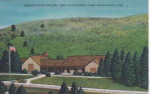 The Administration Building, Wind Cave National Park, Black Hills, South Dako...