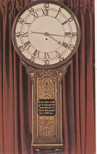 John Wesley Clock