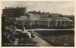 Postcard UK England Scarborough, Yorkshire Alexandria gardens