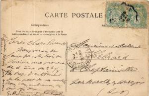 CPA Robinson L'Omelette sans beurre FRANCE FOLKLORE (789472)