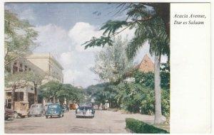 Tanzania; Acacia Ave, Dar Es Salaam, No 6 PPC By Dar Es Salaam Bookshop, Unused