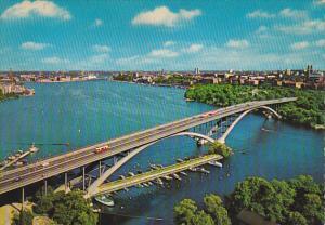 Sweden Stockholm Vasterbron