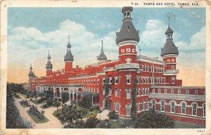 Tampa Bay Hotel  Tampa FL