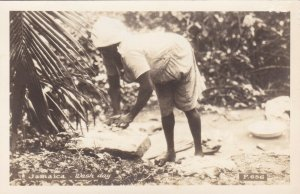 RP, Wash Day, Jamaica, 1920-1940s