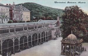 Austria Bohemia Tepel Valley Marienbad 1910