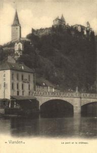 CPA Luxembourg Vianden (30856)