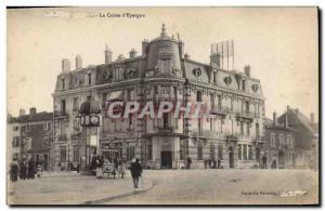 Old Postcard Bank Caisse d & # 39Epargne