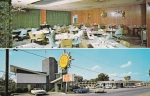 CHATTANOOGA , Tennessee, 50-60s ; Drake Motel