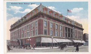 BILLINGS, Montana, 1900-10s; Northern Hotel