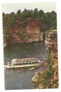 Through The Jaws,The Wisconsin River, 1963