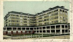 Royal Palace Hotel   Atlantic City NJ 1907