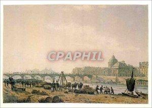 Modern Postcard Paris Bibliotheque Nationale Anonymous nineteenth century Pon...