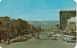 GRAND JUNCTION , Colorado , 1950-60s ; Main Street