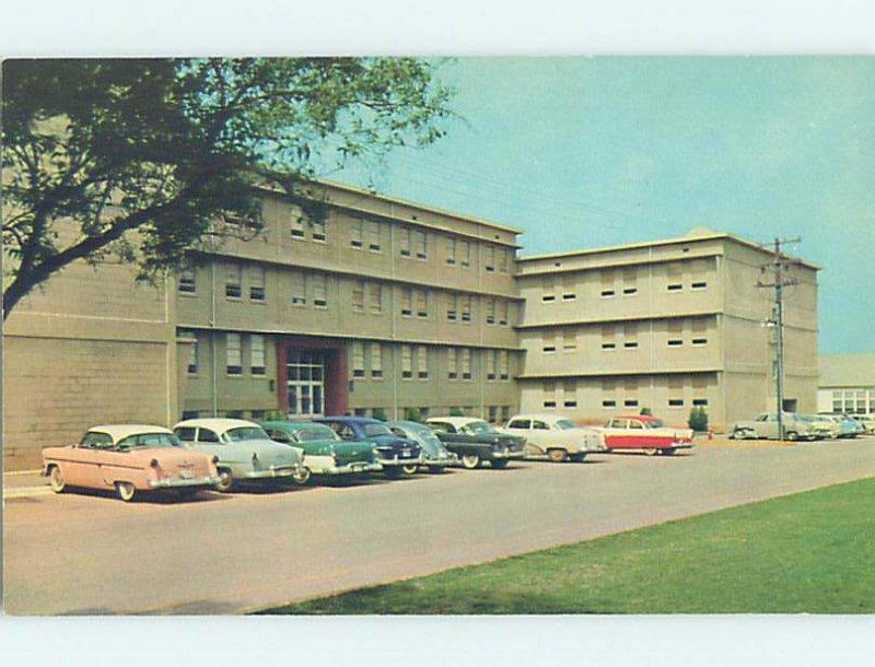 Pre-1980 MILITARY SCENE Wichita Falls Texas TX AF8069