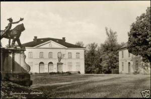 sweden, DROTTNINGHOLM, Slottsteater, Palace Theatre 50s