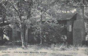 Wisconsin Wausaukee Dining Hall Chalk Hills Camp Artvue