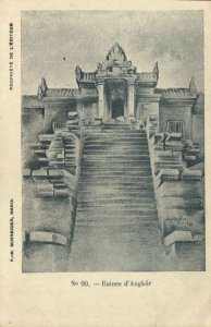 CPA CAMBODIA Ruines d'Angkor (85774)