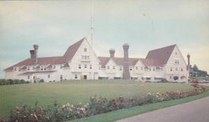 Keltic Lodge, Ingonish Beach , Cape Breton , Nova Scotia , Canada , 40-60s