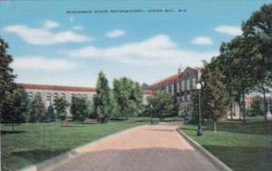 Wisconsin Green Bay Wisconsin State Reformatory