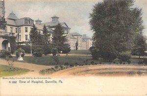 Hospital  Danville, Pennsylvania PA