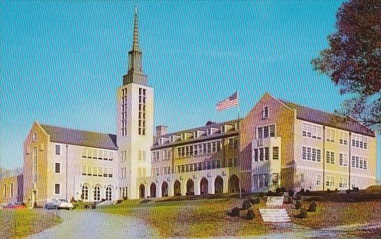 New York Rochester Saint John Fisher College