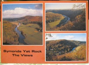 England Symonds Yat Rock The Views - unposted