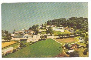 Browns Lake Resort, Burlington, Wisconsin,  PU-1972