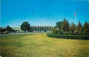 Truth or Consequences New Mexico~Carrie Tingle Hospital~1961 Postcard