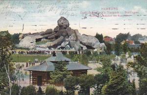Carl Hagenbeck's Tierpark- Stellingen, Hamburg, Germany, PU-1909