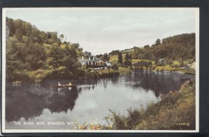 Herefordshire Postcard - The River Wye, Symonds Yat    RS18725