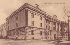 Kentucky Louisville The New Armory