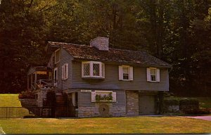 Ohio Dayton Deeds Parl Early Grist Mill