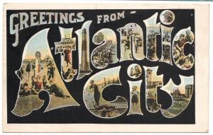 Atlantic City - 1923 Natl. Council of Traveling Salesmen
