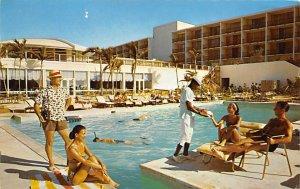 The Carlton Beach Southampton Bermuda 1964 very small paper wear on front