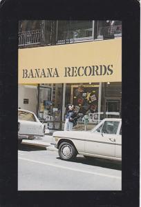 BANANA RECORDS Store , Vancouver , B.C. , Canada, 60-70s #2