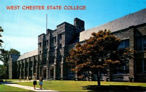 Pennsylvania West Chester State College Founded 1871