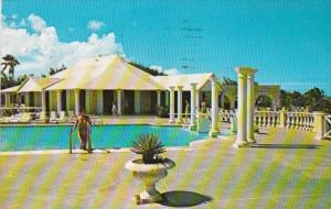 Barbados Crane Beach Hotel & Roman Swimming Pool 1973