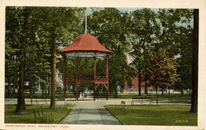 CT - Bridgeport. Washington Park