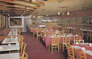 NIAGARA FALLS, Ontario, 40s-60s; The El Rancho Motor Hotel & Dining Lounge