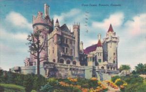 Casa Loma Toronto Canada 1953