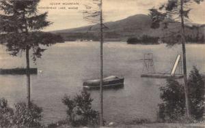 Moosehead Lake Maine Squaw Mountain Waterfront Antique Postcard K7876393