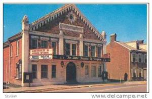 Barter Theatre, Abingdon, Virginia, 40-60s