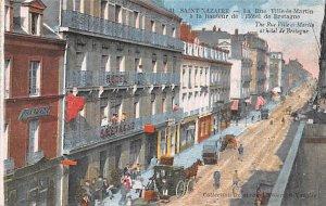 La Rue Ville es Martin Saint Nazaire France Unused