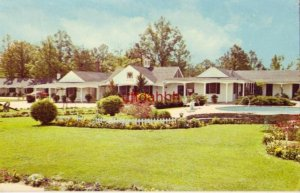 QUALITY COURTS MOTEL (formerly Town & Country) ALLENDALE, SC. BC Pendarvis Owner