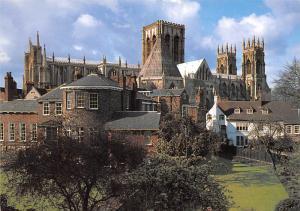 York Minster - City Walls, York