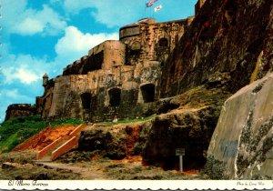 Puerto Rico San Juan El Morro Fortress