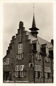 CPA Tubbergen Gemeentehuis NETHERLANDS (728601)