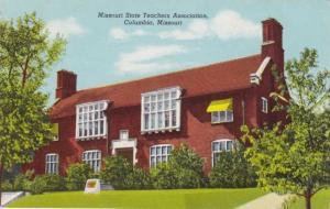 Missouri State Teachers Association - Columbia MO, Missouri